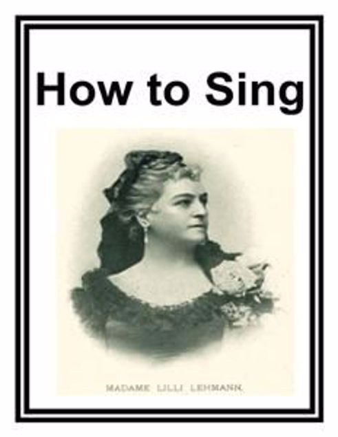 Picture of How To Sing
