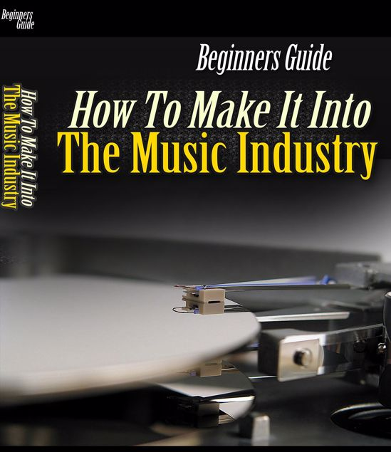 Picture of Begginers Guide How To Make It In The Industry