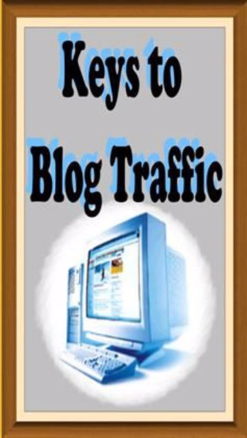 Picture of Blog Traffic Ebook