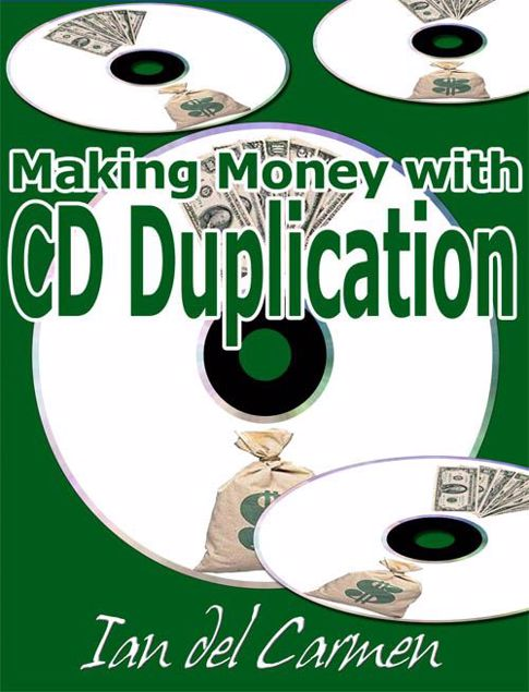 Picture of Making Money with CD Duplication