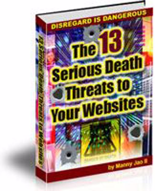 Picture of 13 Serious Death Threats