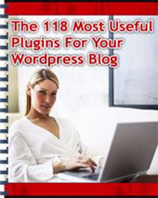 Picture of 118 Wordpress Plugins