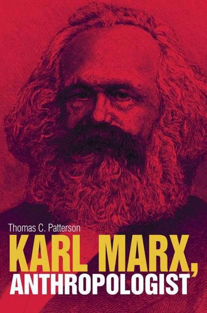 Picture of Karl Marx, Anthropologist