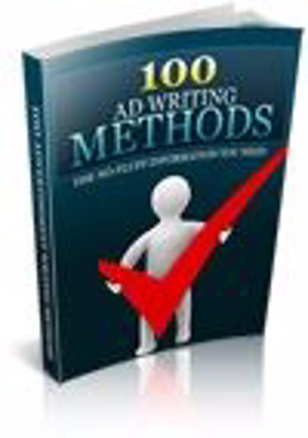Picture of 100 Advertising Writing Methods