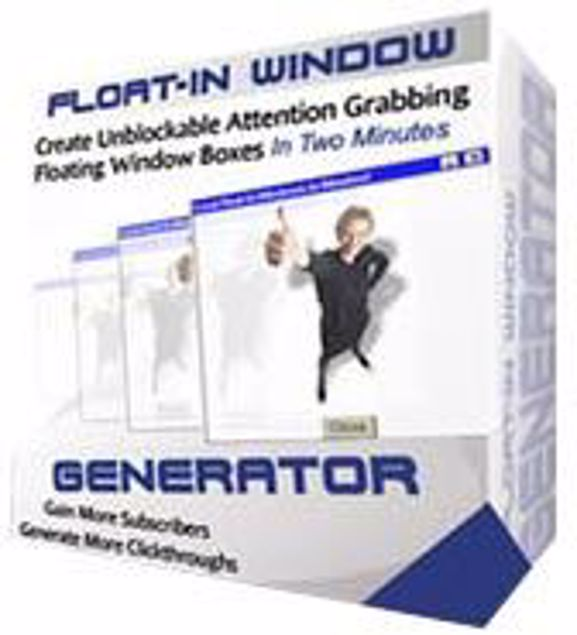 Picture of Float-In Window Generator