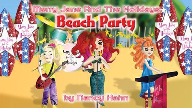 Picture of Merry Jane and the Holidays Beach Party