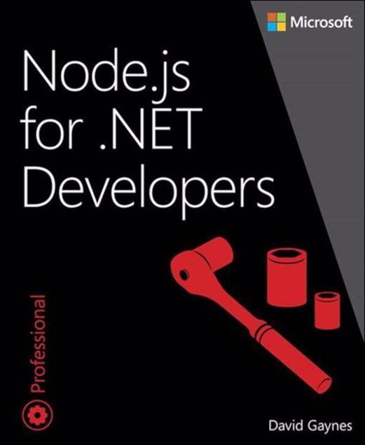 Picture of Node.js for .NET Developers