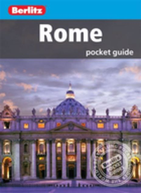 Picture of Berlitz: Rome Pocket Guide