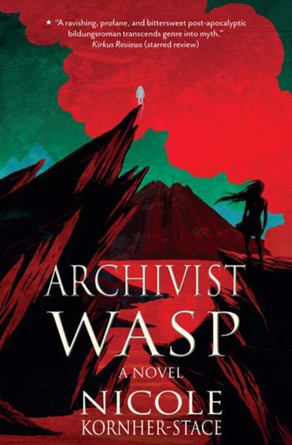 Picture of Archivist Wasp: a novel