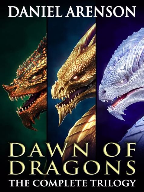 Picture of Dawn of Dragons: The Complete Trilogy