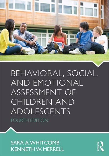 Picture of Behavioral, Social, and Emotional Assessment of Children and Adolescents