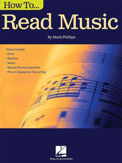 Picture of How to Read Music