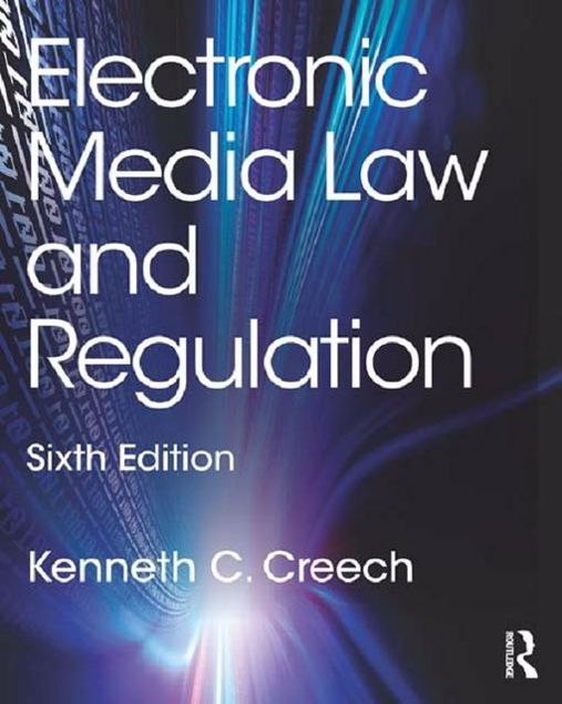 Picture of Electronic Media Law and Regulation