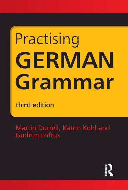 Picture of Practising German Grammar