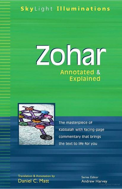 Picture of Zohar: Annotated & Explained