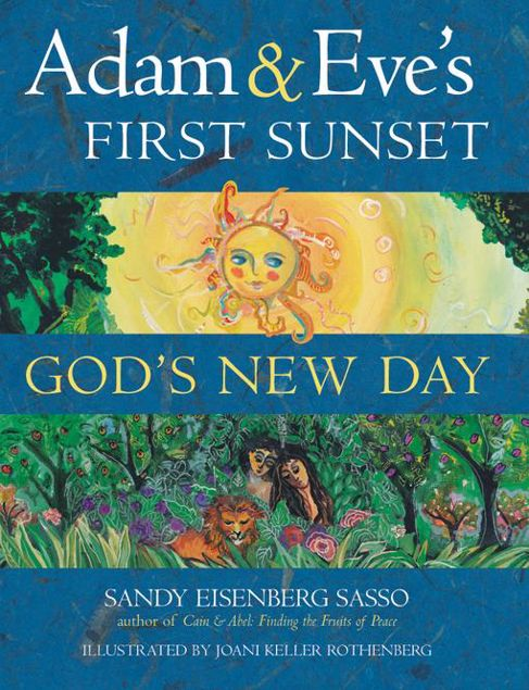 Picture of Adam & Eve's First Sunset: God's New Day