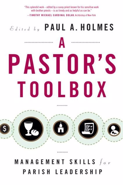 Picture of A Pastor's Toolbox: Management Skills for Parish Leadership