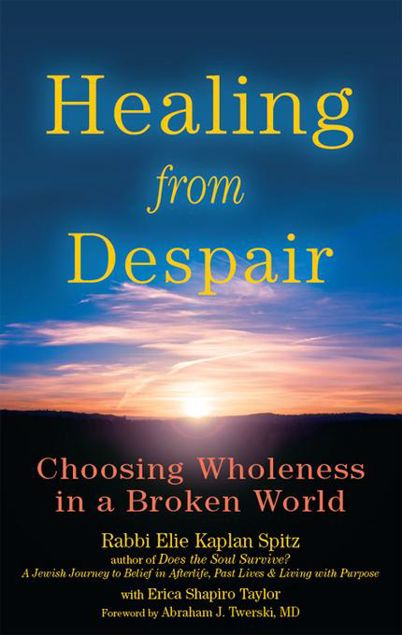 Picture of Healing from Despair: Choosing Wholeness in a Broken World