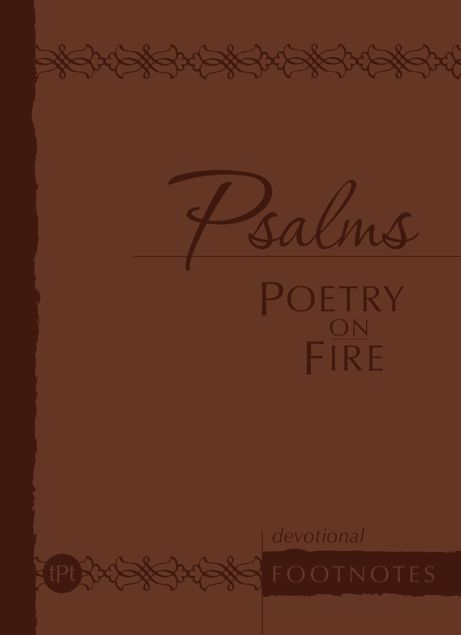 Picture of Psalms Poetry on Fire: Devotional Footnotes