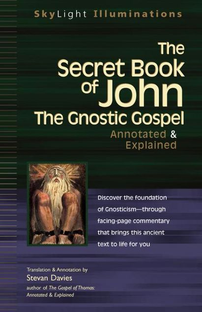 Picture of The Secret Book of John: The Gnostic Gospels-Annotated & Explained