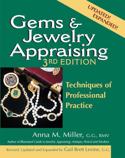 Picture of Gems & Jewelry Appraising: Techniques of Professional Practice