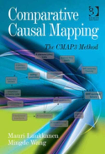 Picture of Comparative Causal Mapping: The CMAP3 Method