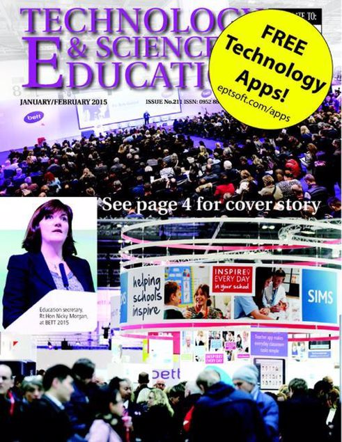 Picture of Technology and Science In Education: January / February 2015