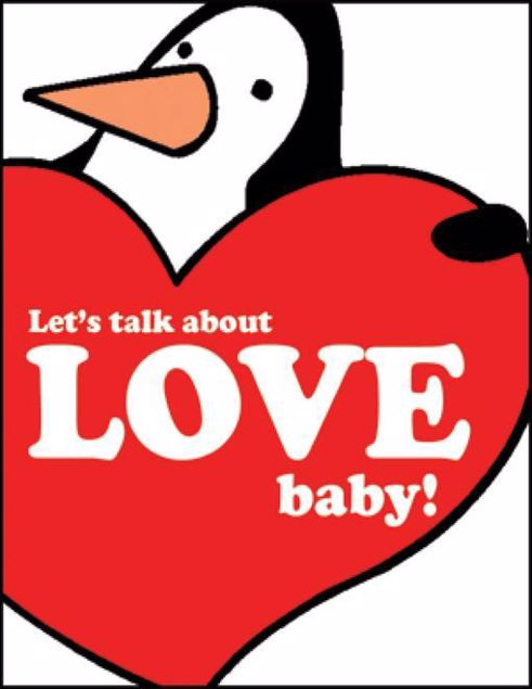 Picture of Let's Talk About Love Baby!