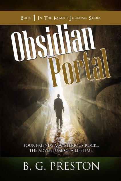Picture of Obsidian Portal: Book 1 In The Mack's Journals Series