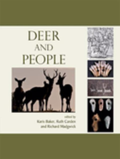 Picture of Deer and People