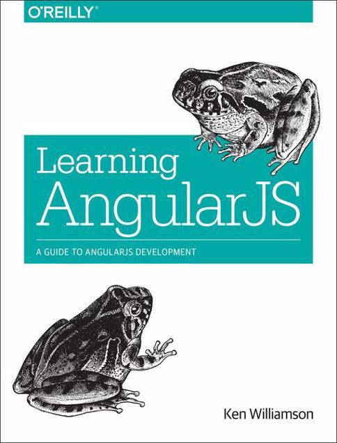 Picture of Learning AngularJS: A Guide to AngularJS Development