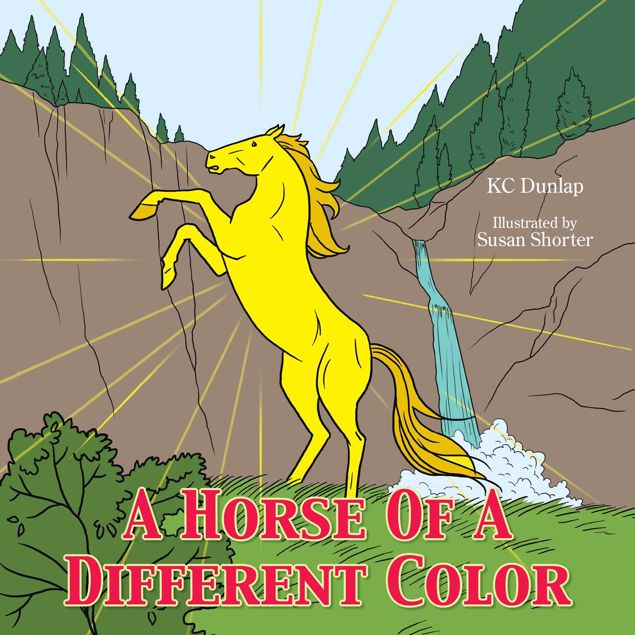 Picture of A Horse Of A Different Color