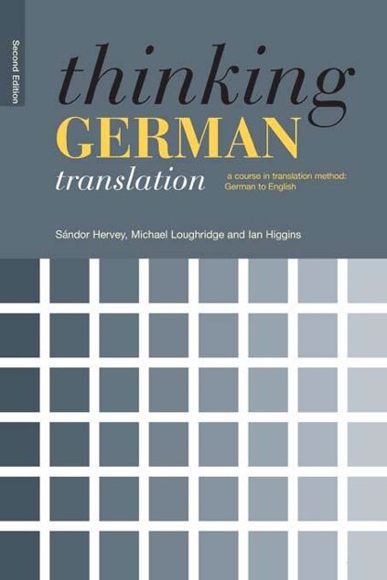 Picture of Thinking German Translation
