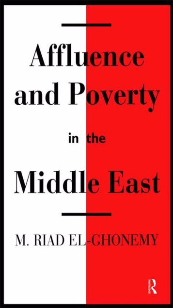 Picture of Affluence and Poverty in the Middle East