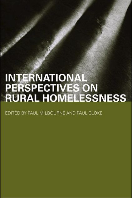 Picture of International Perspectives on Rural Homelessness
