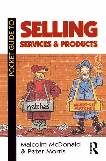 Picture of Pocket Guide to Selling Services and Products