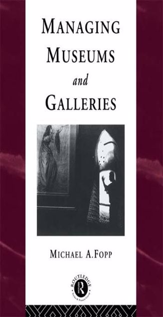 Picture of Managing Museums and Galleries