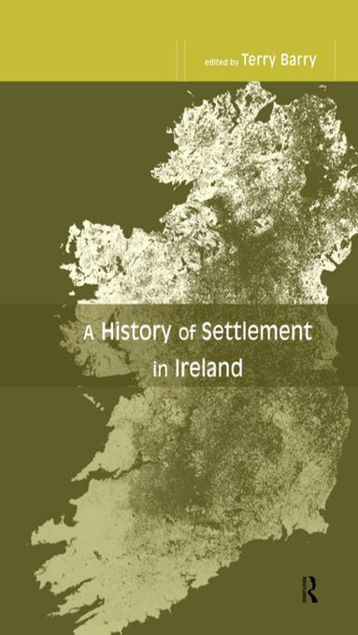 Picture of A History of Settlement in Ireland