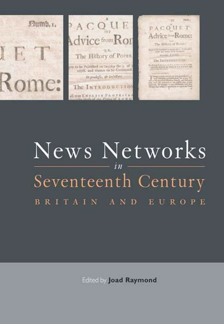 Picture of News Networks in 17thc Brit&eu