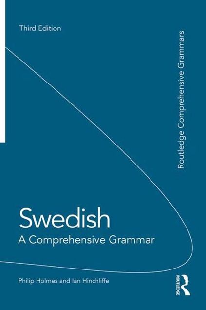 Picture of Swedish: A Comprehensive Grammar