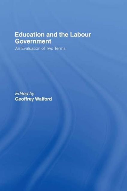 Picture of Educ & Lab Gov, Eval Two Terms: An Evaluation of Two Terms