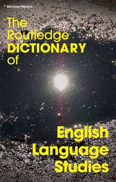 Picture of The Routledge Dictionary of English Language Studies