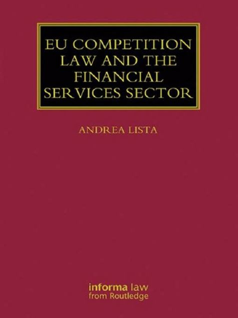 Picture of EU Competition Law and the Financial Services Sector