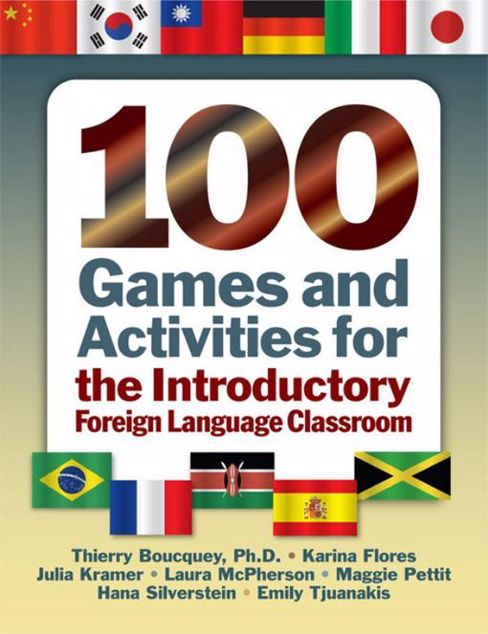 Picture of 100 Games and Activities for the Introductory Foreign Language Classroom