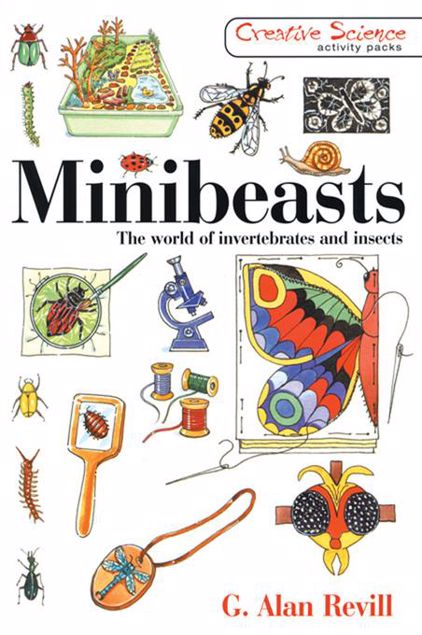 Picture of Minibeasts: The World of Invertebrates and Insects
