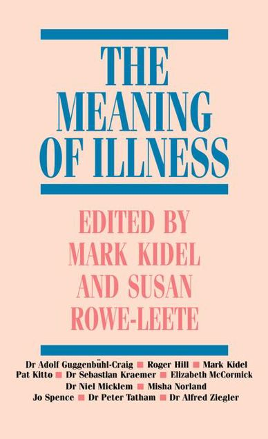 Picture of The Meaning of Illness