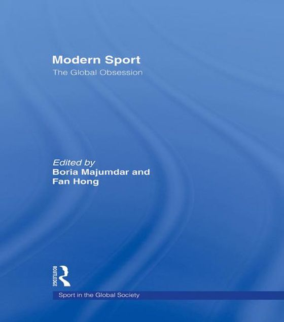 Picture of Modern Sport the Global Obsession