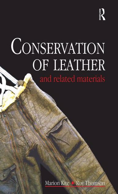 Picture of Conservation of Leather and Related Materials