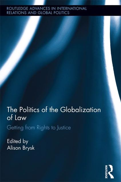 Picture of Globalization of Law and Human Rights: From Norms to Fulfillment