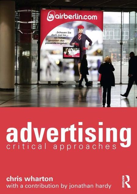 Picture of Advertising: Critical Approaches